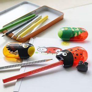 Pencil Sharpeners & Erasers